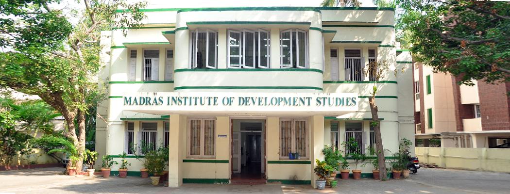 MIDS - Madras Institute of Development Studies